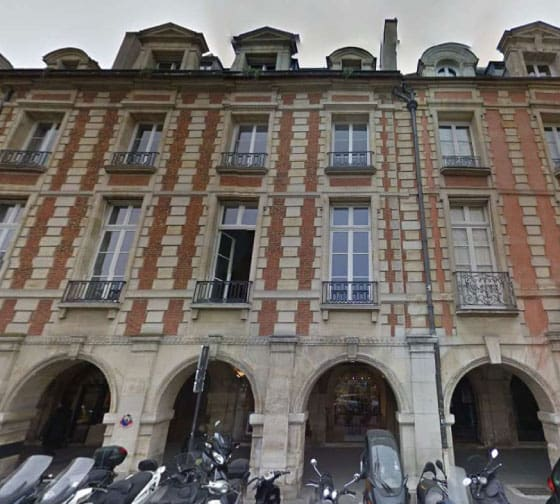Escaliers Vosges: Syneval, Courtier En Syndic