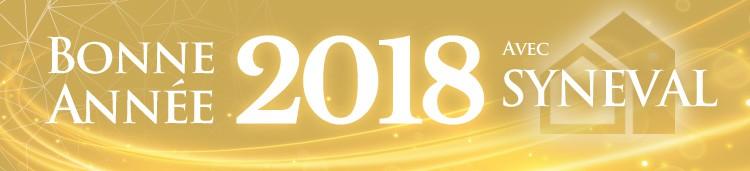 Bonne Année 2018 avec Syneval