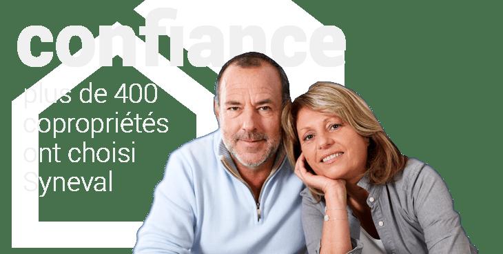 Plus de 400 copropriétés ont choisi Syneval