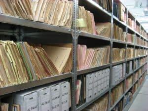 Que faire si des archives sont manquantes ?