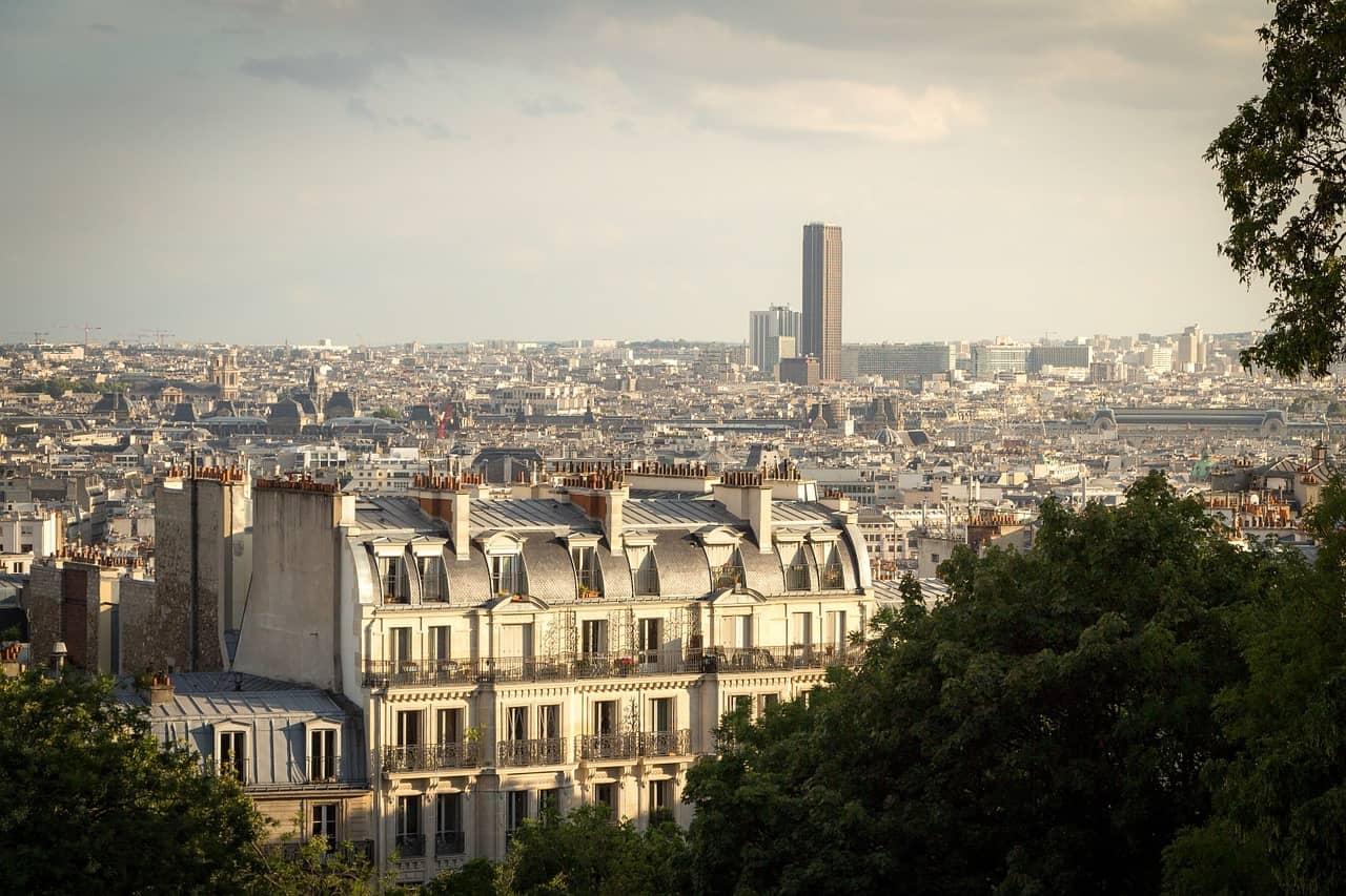Quand les immeubles parisiens prennent de la hauteur