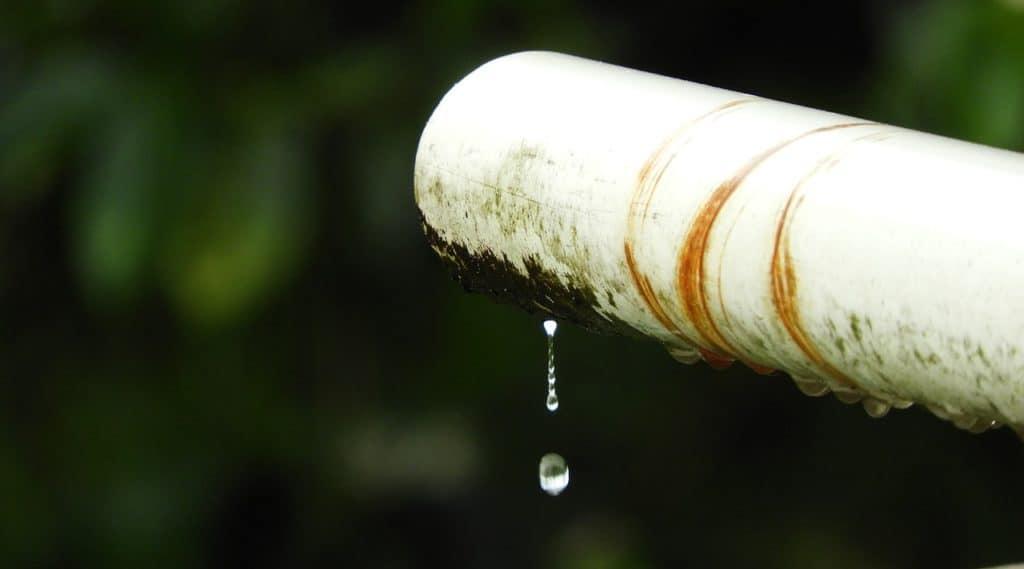 Châteauneuf. La fuite d'eau qui fait déborder le vase